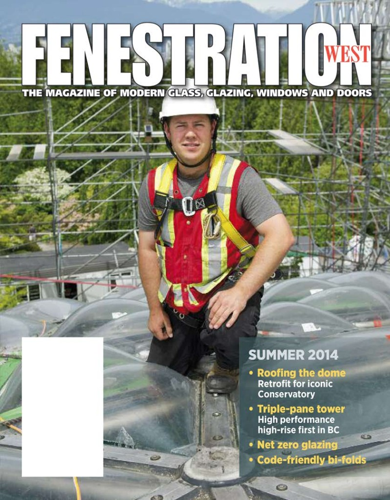 Fenestration West cover